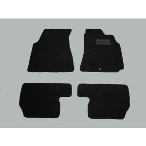 日産 シルビア S15 S14 フロアマット 織柄黒|diplanning