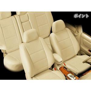 トヨタ ハリアー ZSU60W オートウェア シートカバー : ポイント|diplanning