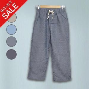 レディース 綿 デザイン 7分丈 パンツ 4色|direct-factory