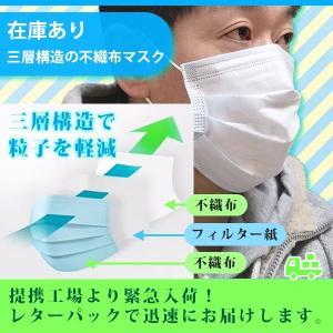 翌日国内レターパック発送 50枚  お買い得サージカルマスク 在庫あり マスク|direct-factory