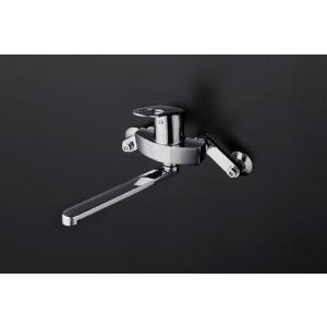 TKGG30SE TOTO キッチン用水栓 GGシリーズ 壁付シングル13(シャワ・整流・浄水器付)|direct-store