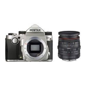 PENTAX KP ボディ [シルバー] + HD DA 20-40mmF2.8-4ED Limited DC WR [ブラック] 【セット】|directhands