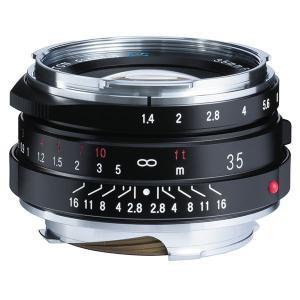 Voigtlander フォクトレンダー フォクトレンダー NOKTON classic 35mm F1.4 II SC VM (シングルコート)|directhands
