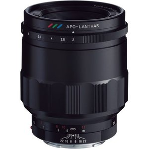 Voigtlander フォクトレンダー MACRO APO-LANTHAR 65mm F2 Aspherical (E-mount)|directhands