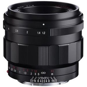 Voigtlander フォクトレンダー NOKTON 40mm F1.2 Aspherical (E-mount)|directhands