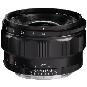 Voigtlander フォクトレンダー NOKTON classic 35mm F1.4 (E-mount)|directhands