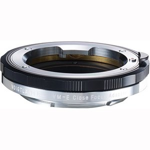 Voigtlander フォクトレンダー VM-E Close Focus Adapter|directhands