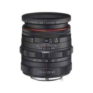 PENTAX ペンタックス HD PENTAX-DA 20-40mmF2.8-4ED Limited DC WR [ブラック]|directhands
