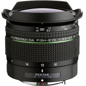 【7月26日発売日のお届け】PENTAX ペンタックス HD PENTAX-DA FISH-EYE10-17mmF3.5-4.5ED|directhands