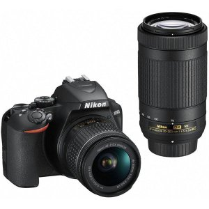 Nikon ニコン D3500 ダブルズームキット|directhands