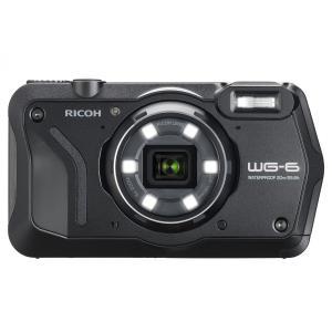 RICOH/リコー RICOH WG-6 [ブラック]|directhands