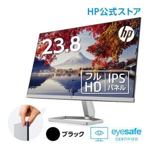 【IPS】HP M24f (型番:2E2Y4AA-AAAA)(1920x1080 約1677万色) 液晶ディスプレイ 23.8インチワイド 省スペース フルHD モニター 新品 AMD FreeSync HDMI パソコン|HP Directplus