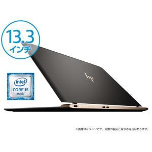 <13.3インチノートPC>  HP Spectre 13-v006TU(W6S76PA-AAAA)(Windows 10 Home/第6世代インテル(R) Core(TM) i5-6200U/8GB オンボード/256GB SSD)