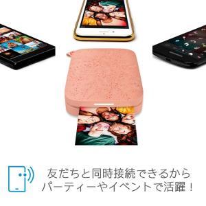<こんな楽しいスマフォプリンタ欲しい!>HP Sprocket(型番:1AS89A0-AAAD)ポケットサイズ スマホ専用ミニフォトプリンター|directplus|04
