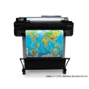 <コンパクト大判プリンター> HP Designjet T520 24inch ePrinter(CQ890A0-AAEI)(Wifi機能搭載/CAD/オフィスプリント向けのA1サイズ/4色インク)