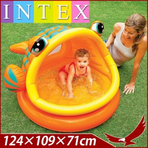 ビニール プール 子供用 INTEX インテックス レイジー...