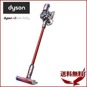 ダイソン dyson 掃除機 コードレス V8 Slim Fluffy SV10KSLM スティック...