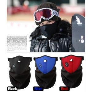 防寒 フェイスマスク 防寒防塵対策 マスク ネ...の詳細画像1
