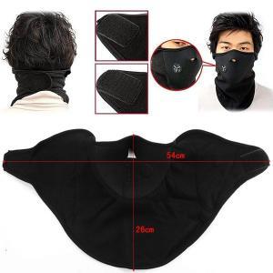 防寒 フェイスマスク 防寒防塵対策 マスク ネ...の詳細画像2