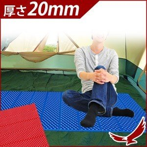 レジャーマット 20mm 極厚 車中泊マット 車中泊 テント...