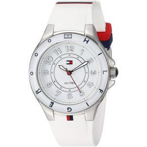 TOMMY HILFIGER トミーヒルフィガー 腕時計 ホワイト 1781271 平行輸入品 100%正規品 discount-square