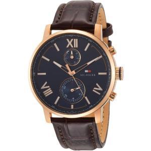 トミーヒルフィガー 腕時計 TOMMY HILFIGER 1791308 メンズ 並行輸入品 ブラウン 100%正規品 discount-square