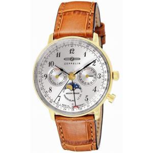 ツェッペリン 腕時計 7039-1 ZEPPELIN メンズ おしゃれ Hindenburg 並行輸入 ドイツ 2年保証付 discount-square