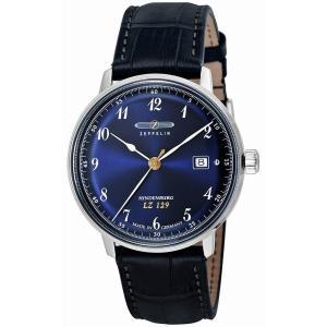 ツェッペリン 腕時計 7046-3 ZEPPELIN メンズ おしゃれ Hindenburg 並行輸入 ドイツ 保証付 discount-square