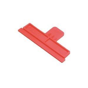 マーフィード プロ・スクレイパー ブレード(赤) パッケージなし|discountaqua2