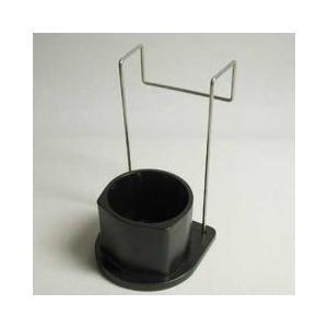 AIネット CO2 ボンベスタンド ブラック 水草用品|discountaqua2