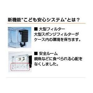 日動 産卵ケース ベビーボックスプラス 産卵箱 水槽用|discountaqua2|02