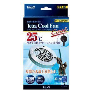 テトラ 25℃ クールファン CFT−60 サーモスタット付 水槽用冷却ファン|discountaqua2