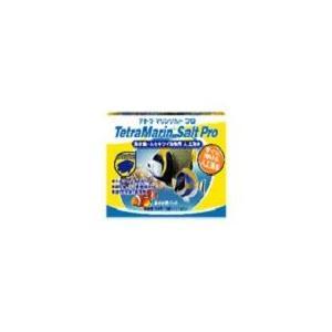 テトラ マリンソルト プロ 楽々水替パック 10L用×5袋入 人工海水|discountaqua2