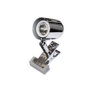 ボルクスジャパン レディオクリップS クローム 水槽用 ライト クリップ discountaqua2