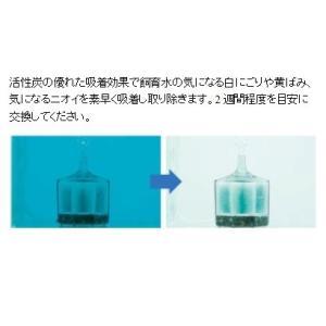 水作 エイトコアL 活性炭カートリッジ 水中フィルター用|discountaqua2|02