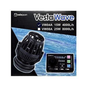 ボルクスジャパン ベスタウェーブ VW04A 水流ポンプ 15W 最大吐出量4000L/h|discountaqua2