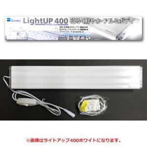 新製品 水作 ライトアップ 300 ホワイト 水槽用照明 LEDライト 30〜40cm用 淡水海水両用|discountaqua2
