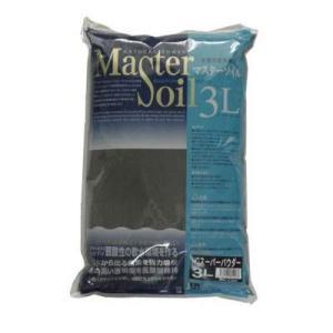 JUN マスターソイル HGスーパーパウダー 3L 黒 熱帯魚用 水槽用底床 discountaqua2