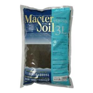 JUN マスターソイル HGパウダー 3L 黒 熱帯魚用 水槽用底床 discountaqua2