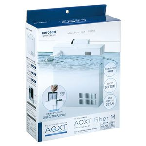 コトブキ アクストフィルター M 淡水・海水両用 水槽用 外掛けフィルター|discountaqua2