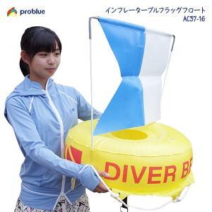 インフレーターブルフラッグフロート[Inflatable Flag Float]|discovery-jp