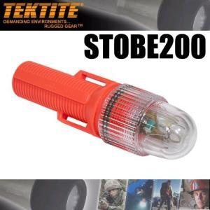 TEKTITE[テクタイト]点滅式強力ストロボライト[storobe200]|discovery-jp