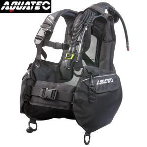 AQUATEC[アクアテック]スキューバダイビング用BCジャケット[サニー]インフレーター付BC-25 Sunny BCD|discovery-jp