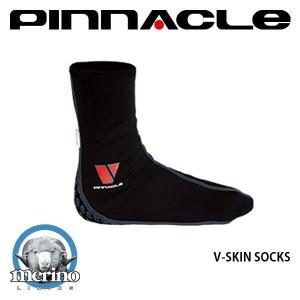 PINNACLE[ピナクル]ブイスキンソックス[V-SKIN SOCKS]マリンソックス[VS50UBK][Pinnacle aquatics]|discovery-jp