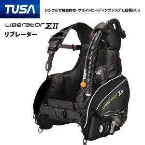 TUSA[ツサ]リブレーター[LIBERATOR]スキューバダイビング用BCジャケット[BC-0101]|discovery-jp