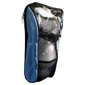 マスク・スノーケルが収まるバッグ!  ※お子様用サイズの場合、マスク・スノーケル・フィンまで収まりま...