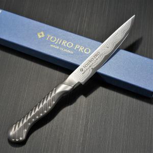 藤次郎とフランス料理文化センター監修により開発した、サーヴィス専用ナイフです。硬度の異なる2種類の...