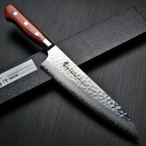 刃物の町として世界的にも有名な堺市の包丁です。   この包丁は日本刀のように異なった素材で形成され...