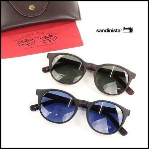 サンディニスタ 金子眼鏡別注サングラス SANDINISTA Daily Sunglasses
