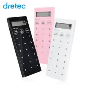 電卓付バイブタイマー|dish